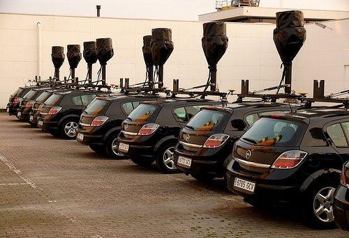 Les Google Cars sanctionées par la CNIL…