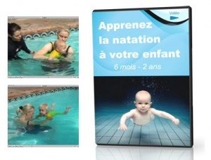 cours natation enfant