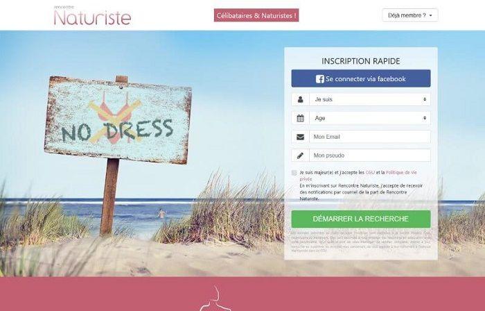 Rencontres par affinités: Lancement de rencontre naturiste, le site pour trouver votre naturiste avant les vacances