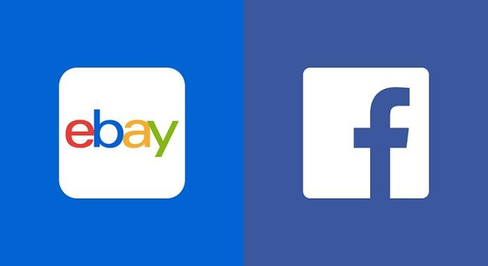 E-Commerce: Un partenariat entre Ebay et Facebook vient d'être signé