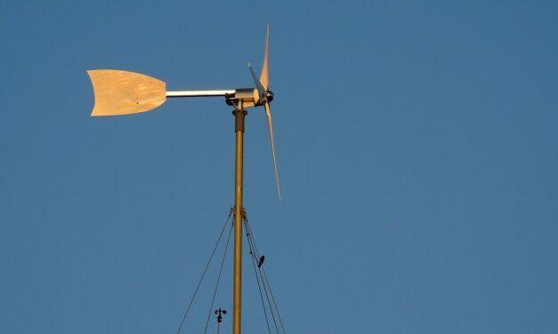Produits verts: Découvrez comment construire votre éolienne et fabriquer votre électricité