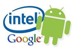Android-logo-with-Google-logo-and-Intel-logo