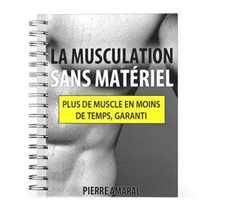 Sports: Pierre Amaral lance son programme de musculation sans matériel