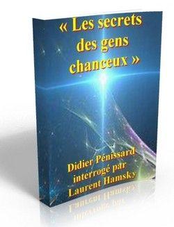 Coaching: Didier Pénissard lance les secrets des gens chanceux