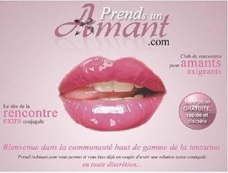 Rencontre par affinités : PrendUnAmant.com le site pro-adultère dédié aux femmes mariées