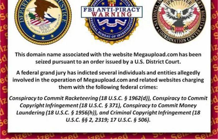 Insolite: Les autorités américaines et européennes bloquent plus de 130 sites web pour contrefaçon