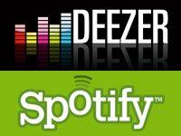 Marché du streaming: Spotify et Deezer à l'apogée d'une lutte ?
