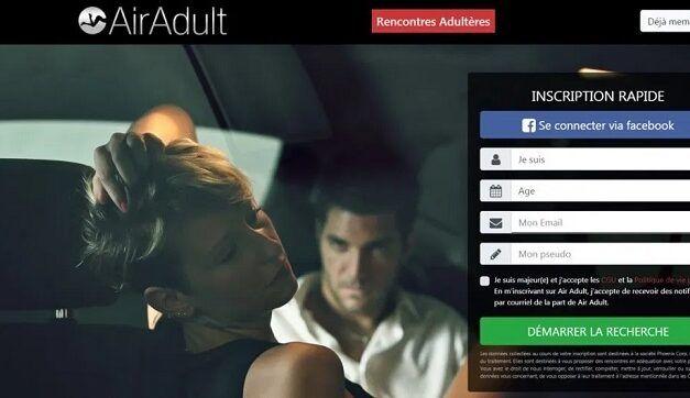 Rencontres par affinités: Air Adult, le site dédié à la rencontre adultère