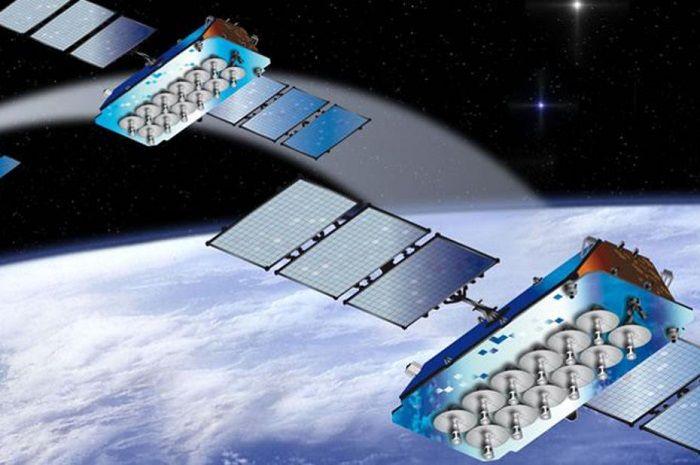 Google développerait un réseau de satellites pour couvrir les zones blanches