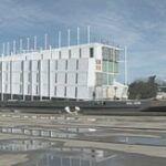 Insolite: Une des barges flottantes de Google est en voie de démantèlement