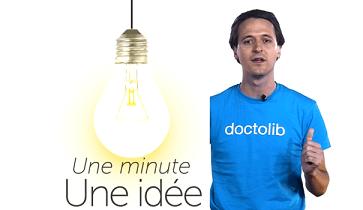 La start-up Doctolib lève 4 millions d'euros pour son développement