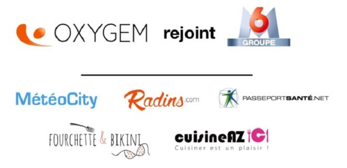 E-Business: M6 acquiert 100% du capital d'Oxygem, groupe de webmarketing