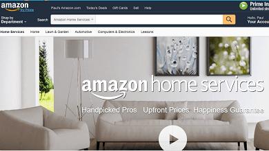 E-Commerce: Amazon lance Home Services, plateforme d'artisans prestataires de services