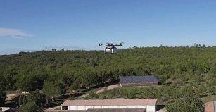 Insolite: La poste testera les livraisons par drône en suisse