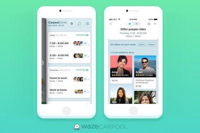 Google veut se lancer dans le covoiturage via son application Waze
