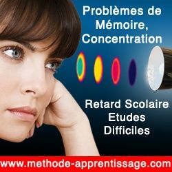 Des problèmes d'apprentissage ? Découvrez le mixage phosphénique du Docteur Lefebure