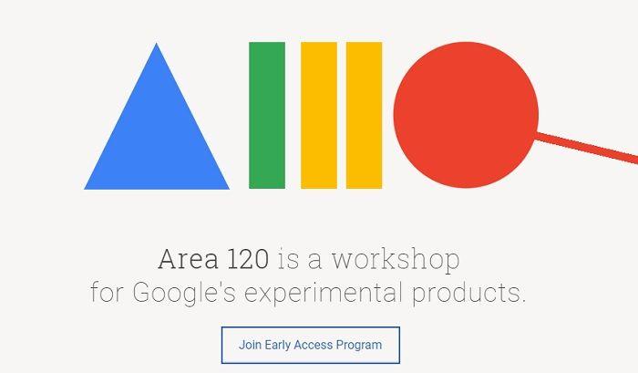 Area 120, l'incubateur de start-ups de chez Google
