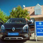 Aramis Auto.com chouchoute ses clients en livrant leur auto à domicile!