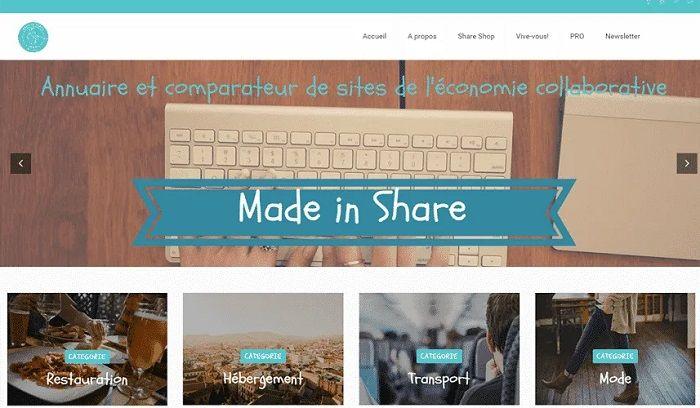 Made In Share, la startup qui révolutionne l'économie collaborative!
