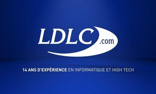 LDLC présente un résultat net 2015 en hausse de 36%