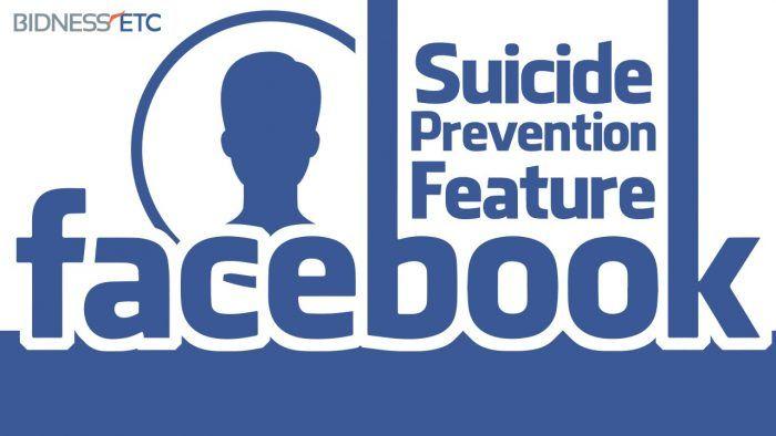 Facebook déploie son dispositif anti-suicide en France