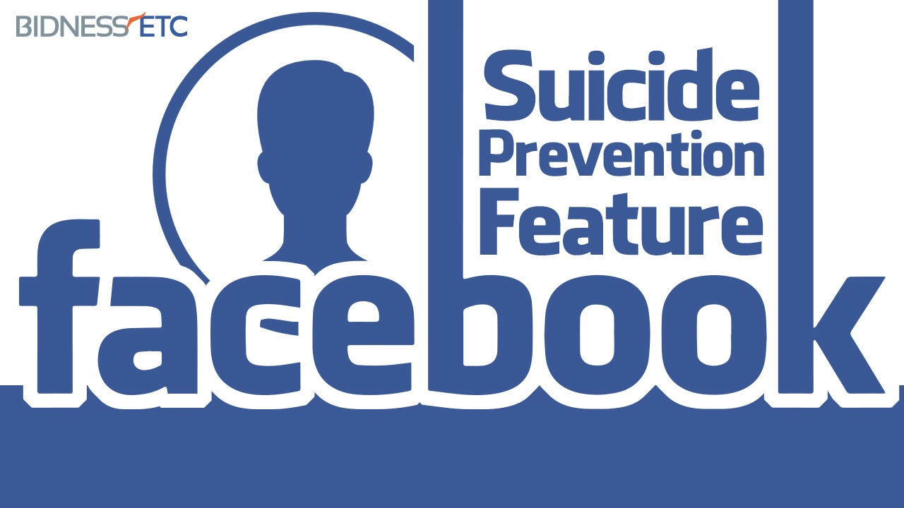 facebook prevention suicide