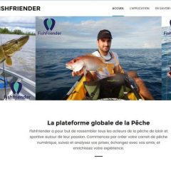 FishFriender, le Facebook des pêcheurs