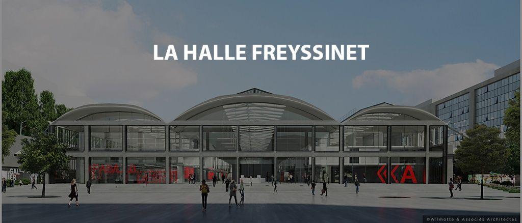 Zoom sur La Halle Freyssinet, le plus gros incubateur de startup au monde