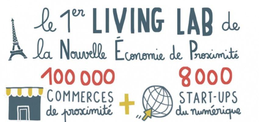 Living Lab CoSto, le programme pour aider les petits commerçants parisiens à se digitaliser