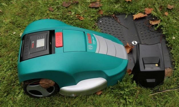 Et si vous laissiez la tondeuse automatique Bosch Indego 1200 connect tondre pour vous ?