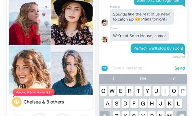 Tinder Social: La rencontre à plusieurs est lancée, mais pas encore en France