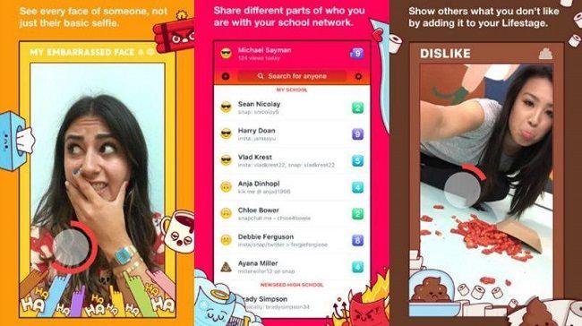 Facebook lance son application Lifestyle pour reconquérir les jeunes