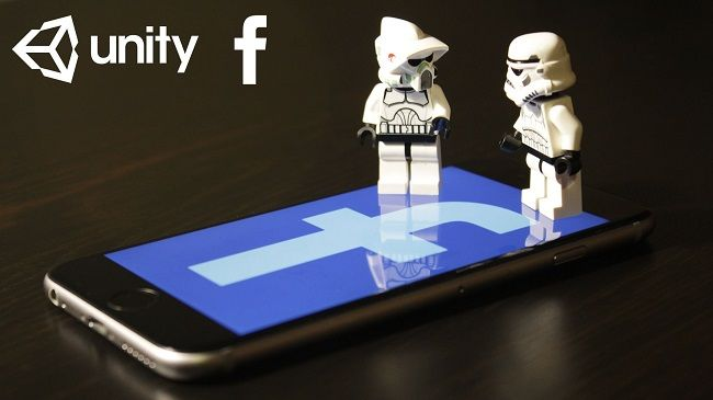 facebook unity