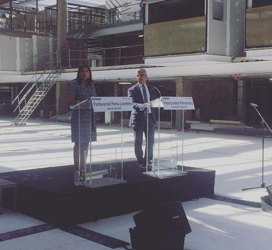 L'incubateur Station F est prêt pour un partenariat Paris-Londres