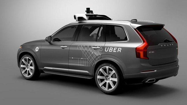 Uber utilisera des voitures autonomes dès la fin du mois d'août