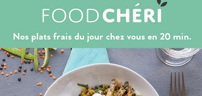 La start-up Parisienne foodchéri lève 6 millions d'euros