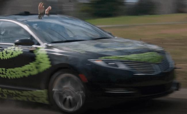 Nvidia décide de se mettre aux voitures autonomes...