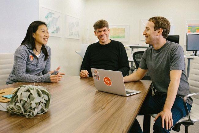 Biohub: Zuckerberg et Chan construisent leurs équipes