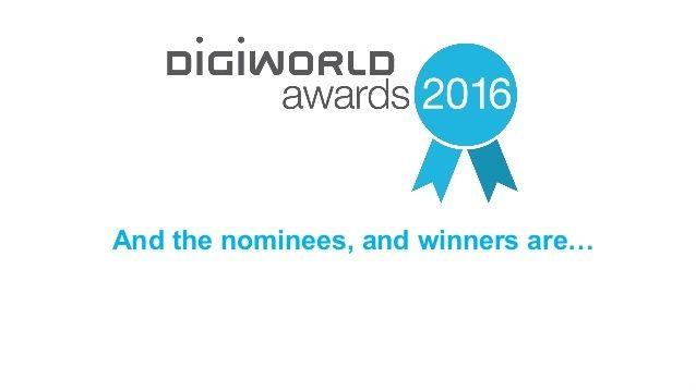 Qui sont ces start-ups vainqueurs des Digiworld Awards  ?