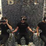 A Londres, Diesel mise sur une la réalité virtuelle en 5D pour séduire ses clients