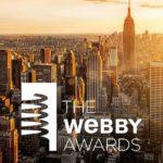 Plus qu'un jour pour postuler aux Webby Awards 2017!