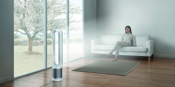 Dyson Pure Cool Link, le purificateur d'air connecté made by Dyson