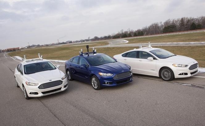 [Vidéo]: Ford présente sa nouvelle génération de véhicules autonomes