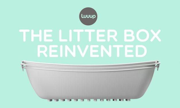 Luuup réinvente la litière, et c'est tant mieux!