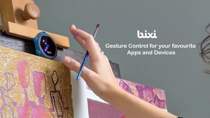 Start-up Bixi
