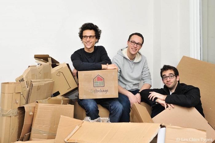 Les chiffres clés de la start-up Costockage après 4 ans d'existence