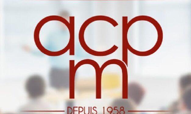 L'ACPM dévoile les 10 sites féminins les plus fréquentés en décembre 2016