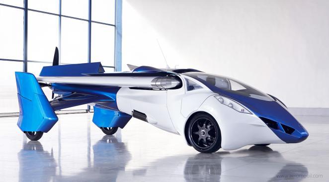 """Le prototype de la voiture volante d""""airbus sera prêt d'ici la fin de l'année"""