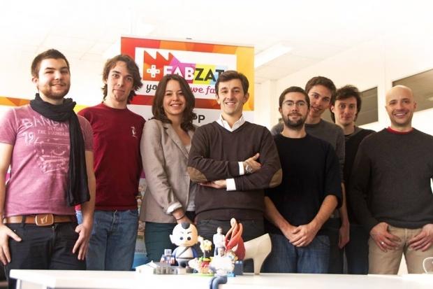 la start-up girondine FabZat souhaite se développer davantage à l'international