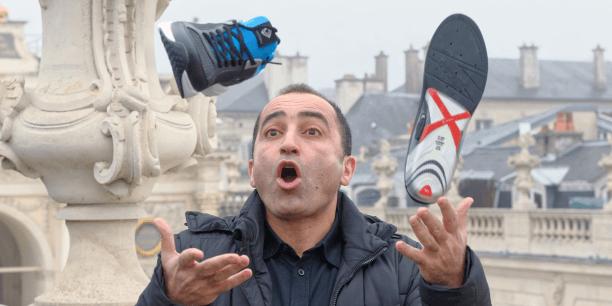 Karim Oumnia: le nouveau visionnaire de la chaussure High-Tech ?